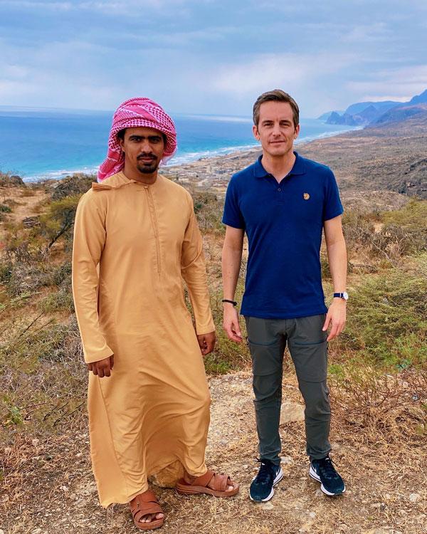 Bart Lapers in Hawf Yemen December 2019