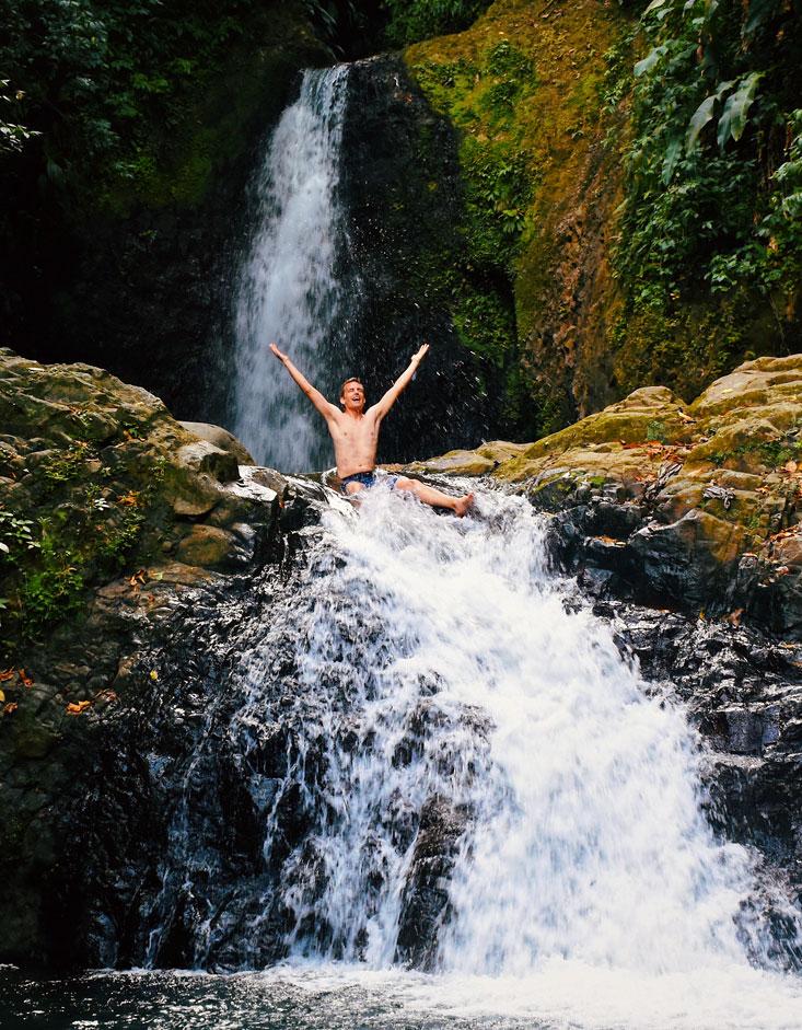7 Sisters Waterfalls Grenada Bart Lapers February 2020