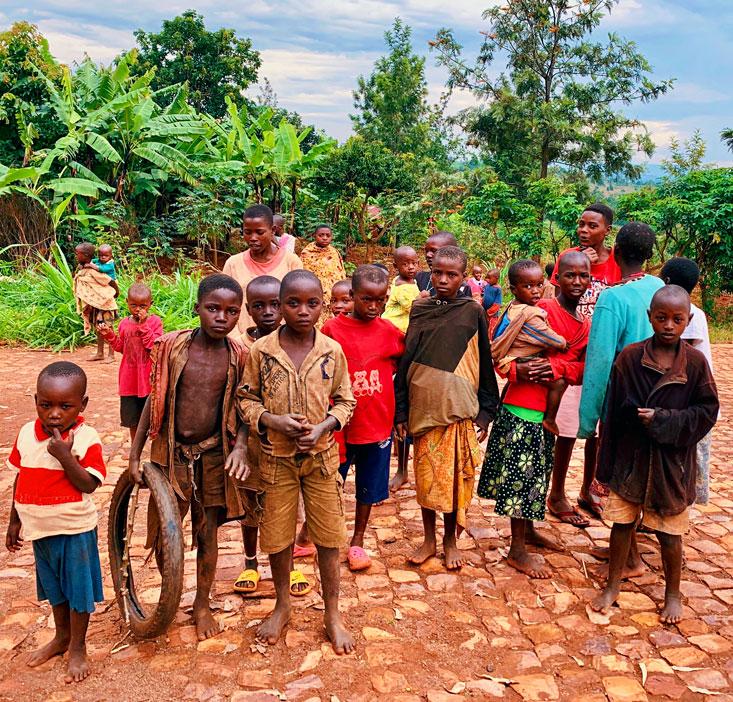 Childeren of Burundi Gishora March 2020