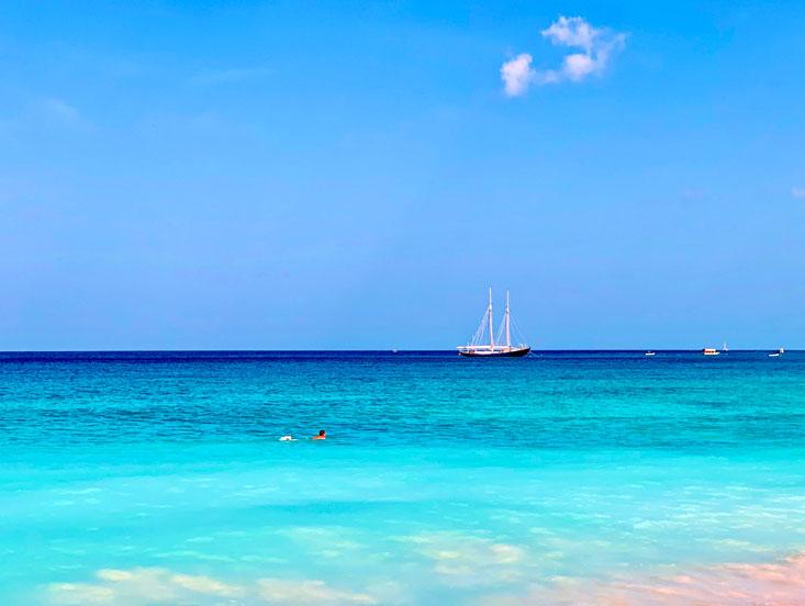 Crystal Cove Beach Barbados February 2020