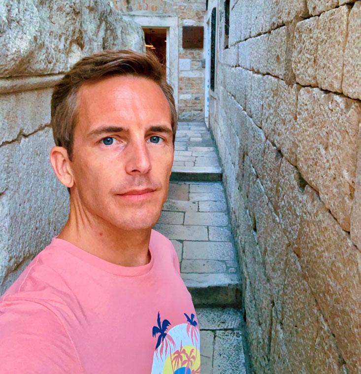 Diocletian Palace Split Croatia Bart Lapers Aug 2020