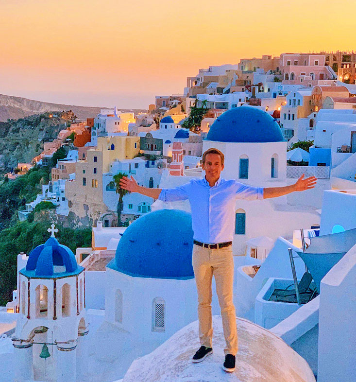 Santorini Oia Bart Lapers July 2020